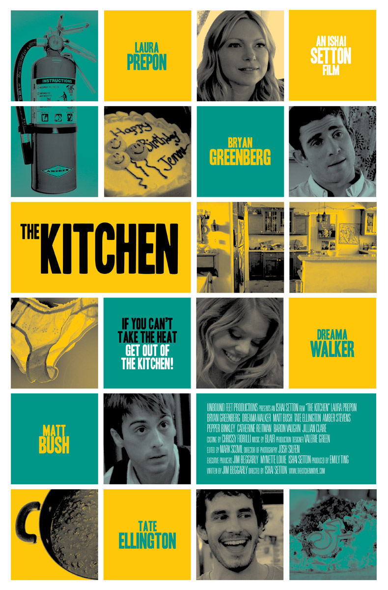 THE KITCHEN | Josh Silfen